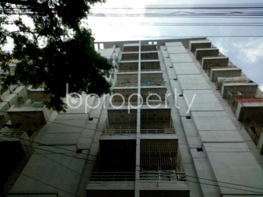 Front view - 3 Bed Apartment to Rent in Thakur Para, Cumilla - 1911327
