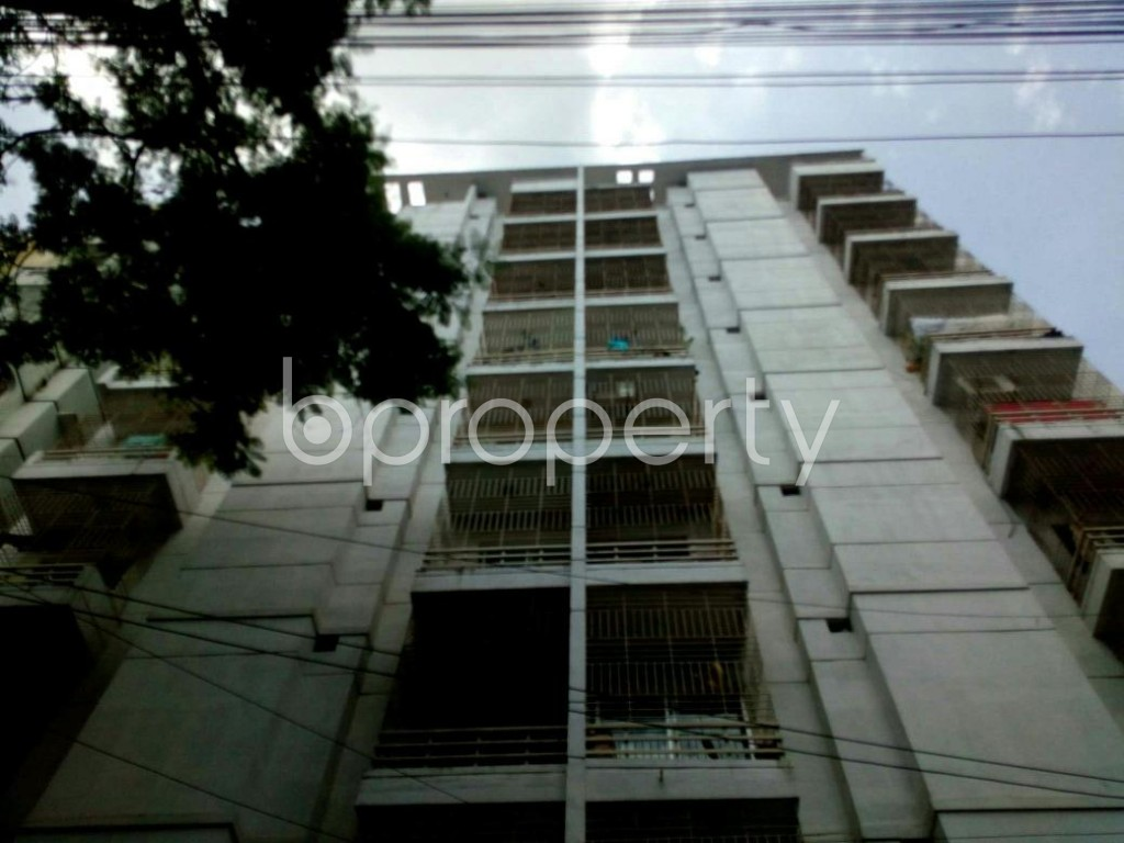 Front view - 3 Bed Apartment to Rent in Thakur Para, Cumilla - 1911328