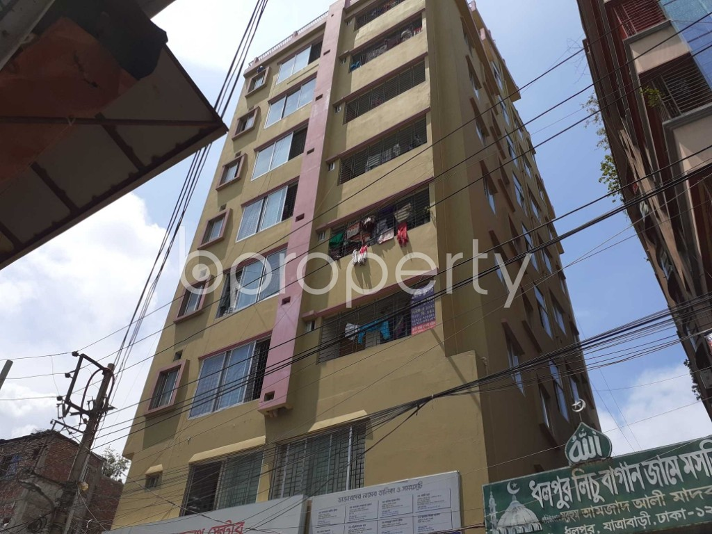 Outside view - 2 Bed Apartment for Sale in Jatra Bari, Dhaka - 1911377