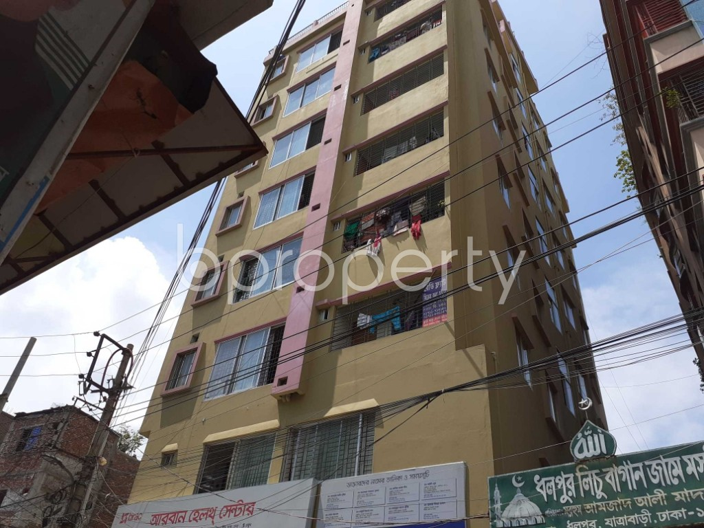 Outside view - 2 Bed Apartment for Sale in Jatra Bari, Dhaka - 1911391