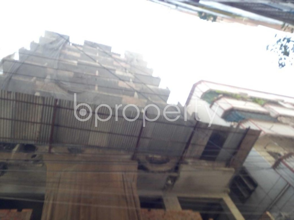 Front view - 3 Bed Apartment for Sale in Sutrapur, Dhaka - 1911411