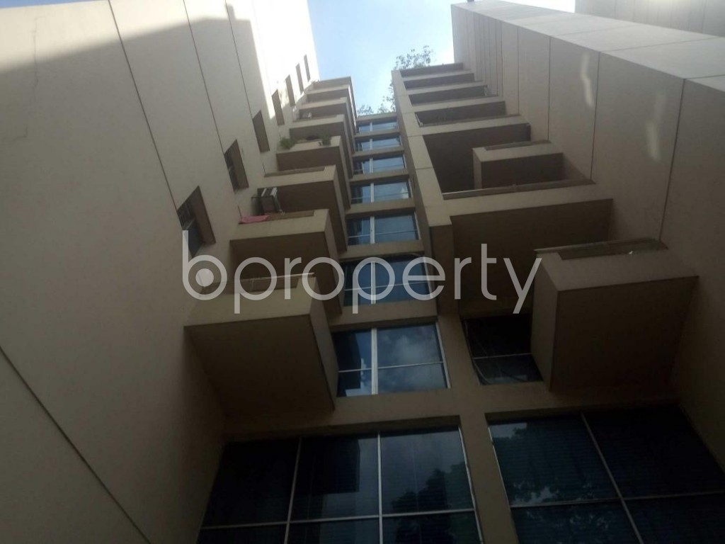 Front view - 4 Bed Apartment for Sale in Tejgaon, Dhaka - 1911412