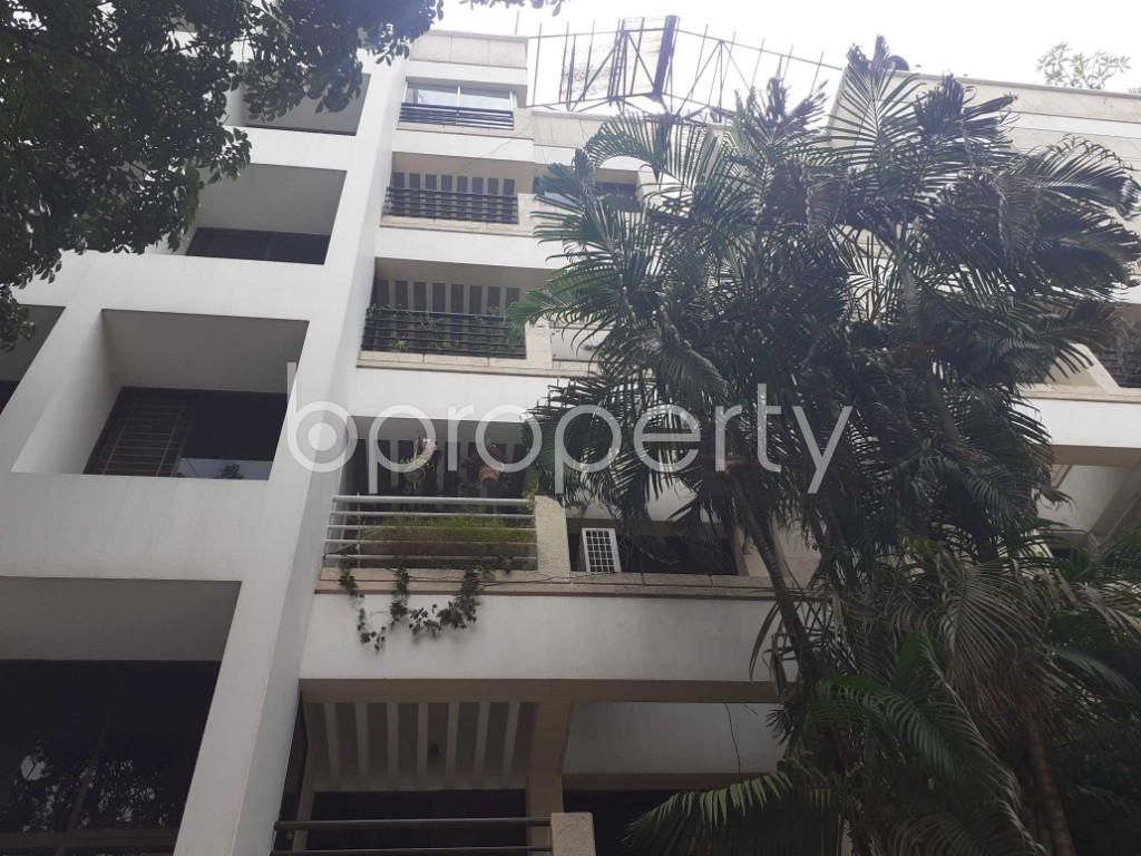 Front view - 4 Bed Apartment to Rent in Gulshan, Dhaka - 1911468