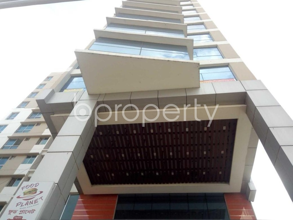 Front view - Shop to Rent in Badda, Dhaka - 1911477