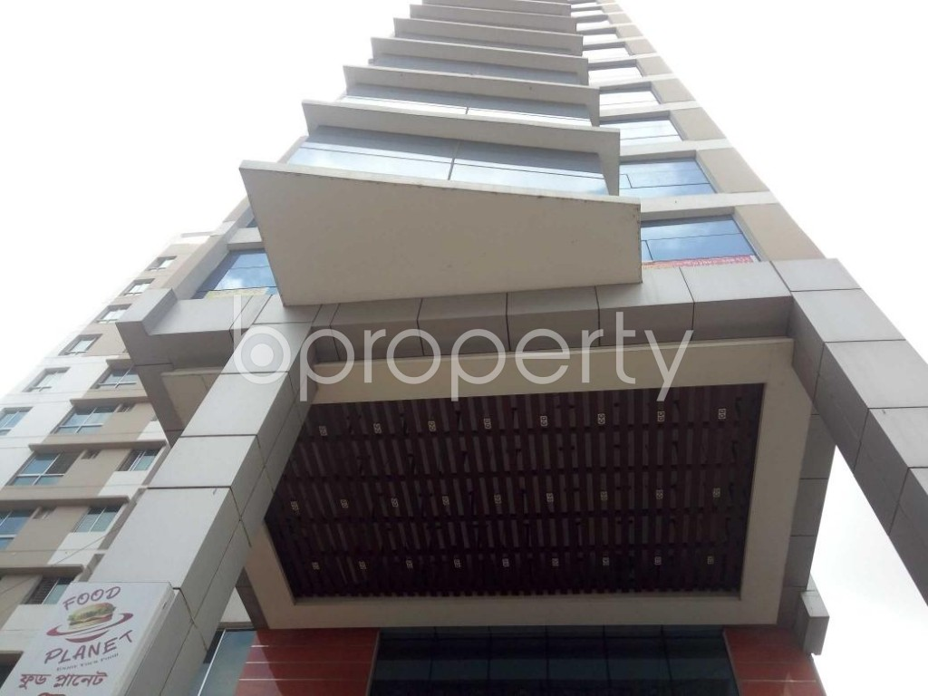 Front view - Shop to Rent in Badda, Dhaka - 1911480