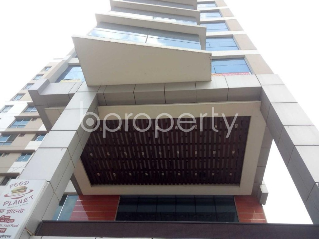 Front view - Shop to Rent in Badda, Dhaka - 1911483