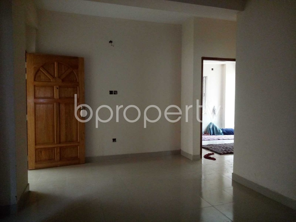 Dine/Dining - 2 Bed Apartment for Sale in Mirpur, Dhaka - 1911501