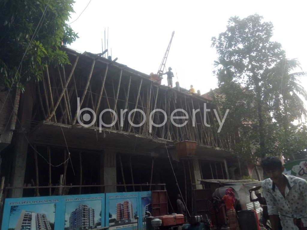 Outside view - 3 Bed Apartment for Sale in Mirpur, Dhaka - 1911525