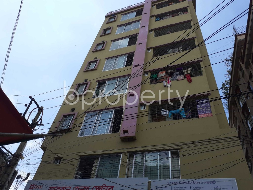 Outside view - 2 Bed Apartment for Sale in Jatra Bari, Dhaka - 1911539