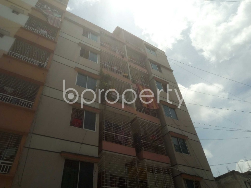 Outside view - 2 Bed Apartment for Sale in Mirpur, Dhaka - 1911543