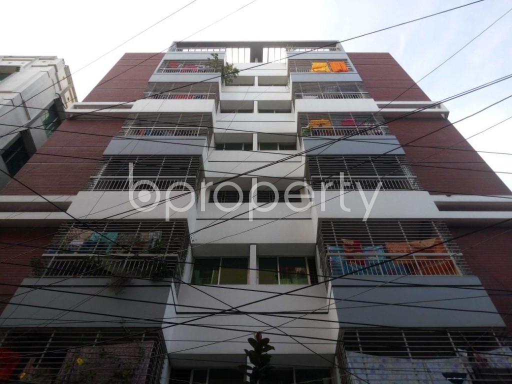 Front view - 2 Bed Apartment to Rent in Mohammadpur, Dhaka - 1911610