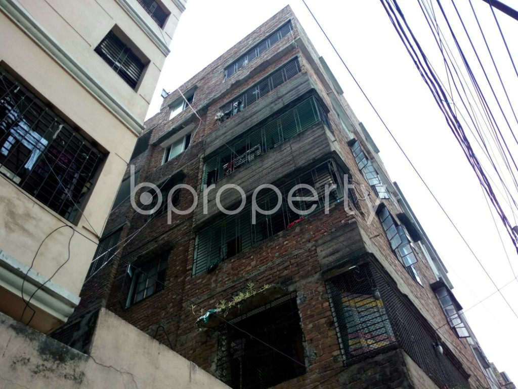 Outside view - 2 Bed Apartment to Rent in Dhanmondi, Dhaka - 1911638