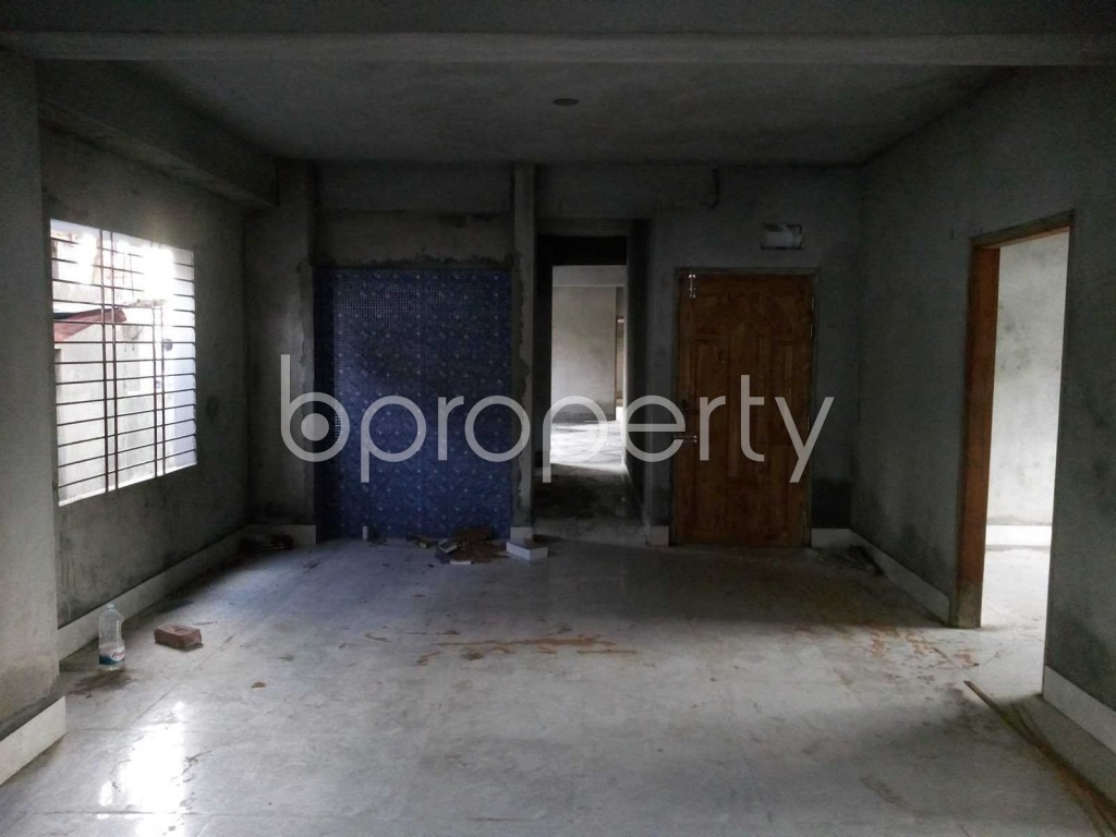 Dine/Dining - 3 Bed Apartment for Sale in Mohammadpur, Dhaka - 1911647