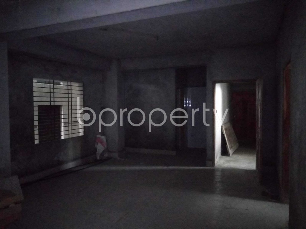 Dine/Dining - 3 Bed Apartment for Sale in Mohammadpur, Dhaka - 1911649