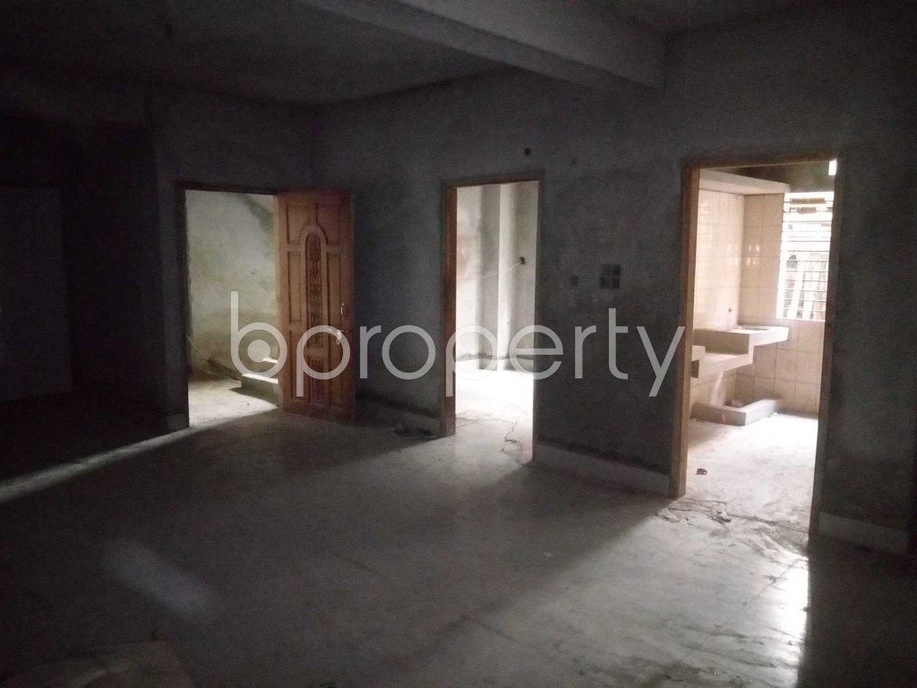 Dine/Dining - 3 Bed Apartment for Sale in Mohammadpur, Dhaka - 1911660