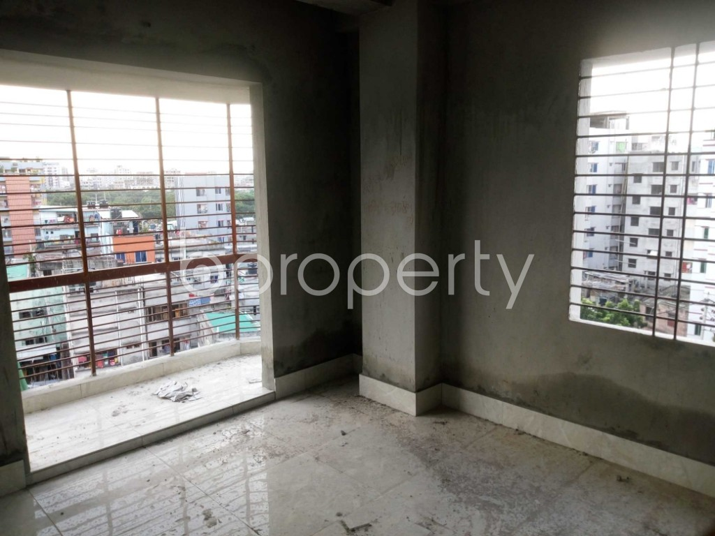 Bedroom - 3 Bed Apartment for Sale in Mohammadpur, Dhaka - 1911665