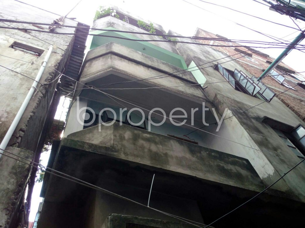 Outside view - 2 Bed Apartment to Rent in Dhanmondi, Dhaka - 1911721