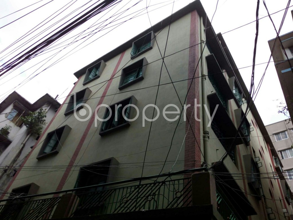 Outside view - 3 Bed Apartment to Rent in Dhanmondi, Dhaka - 1911727