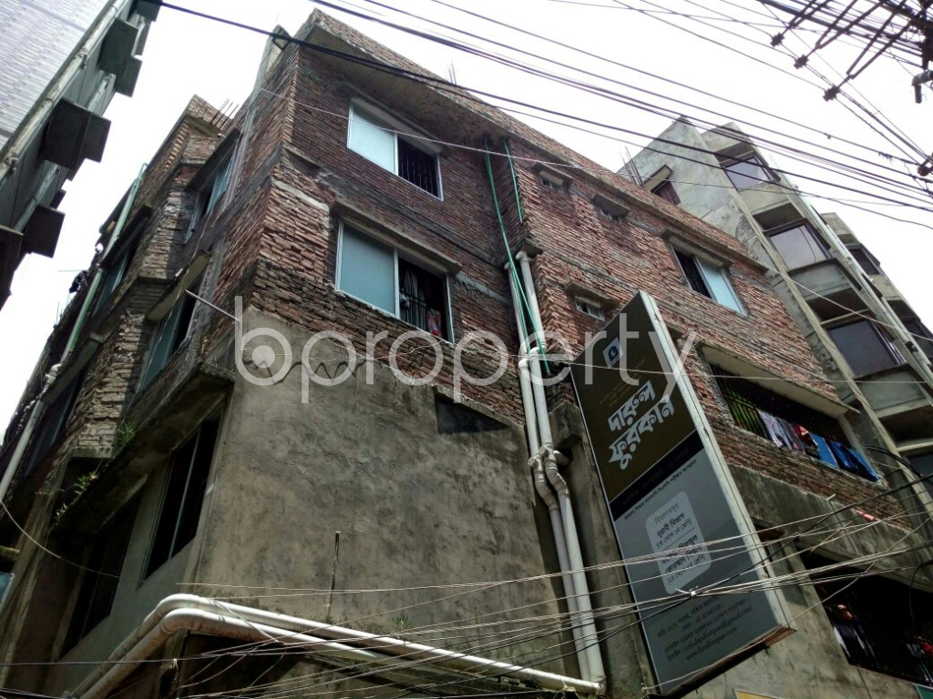 Outside view - 3 Bed Apartment to Rent in Dhanmondi, Dhaka - 1911728