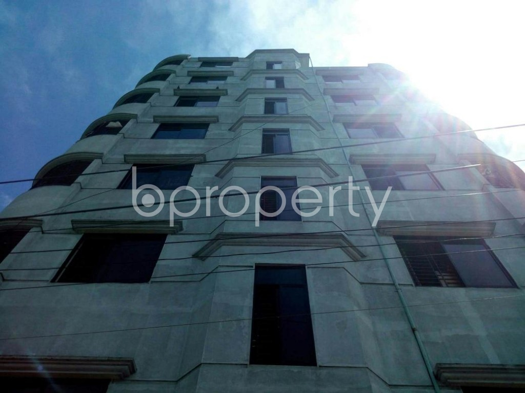 Front view - 2 Bed Apartment to Rent in Gazipur Sadar Upazila, Gazipur - 1911737
