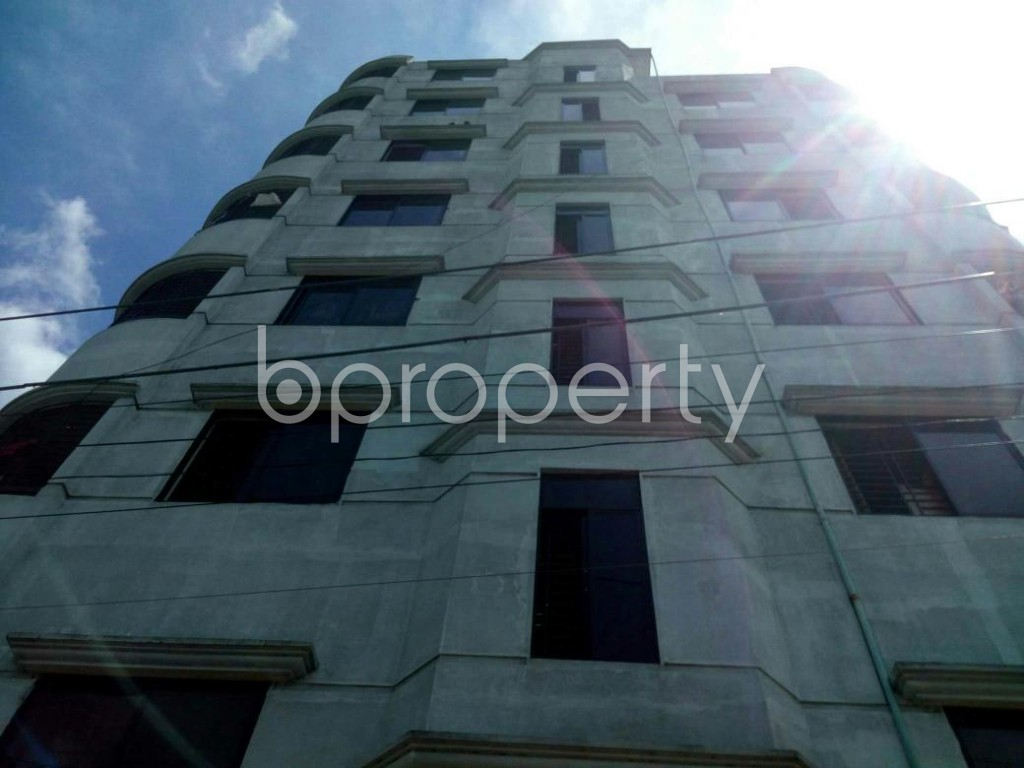 Front view - 2 Bed Apartment to Rent in Gazipur Sadar Upazila, Gazipur - 1911738