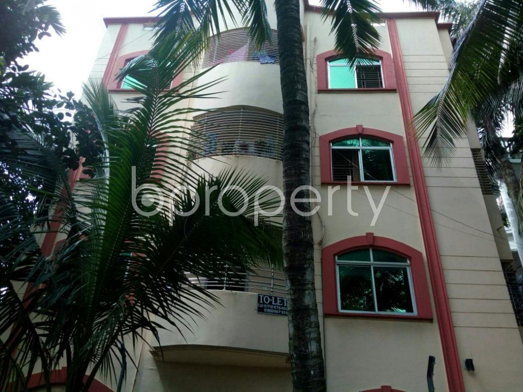 Front view - 3 Bed Apartment to Rent in Gazipur Sadar Upazila, Gazipur - 1911739