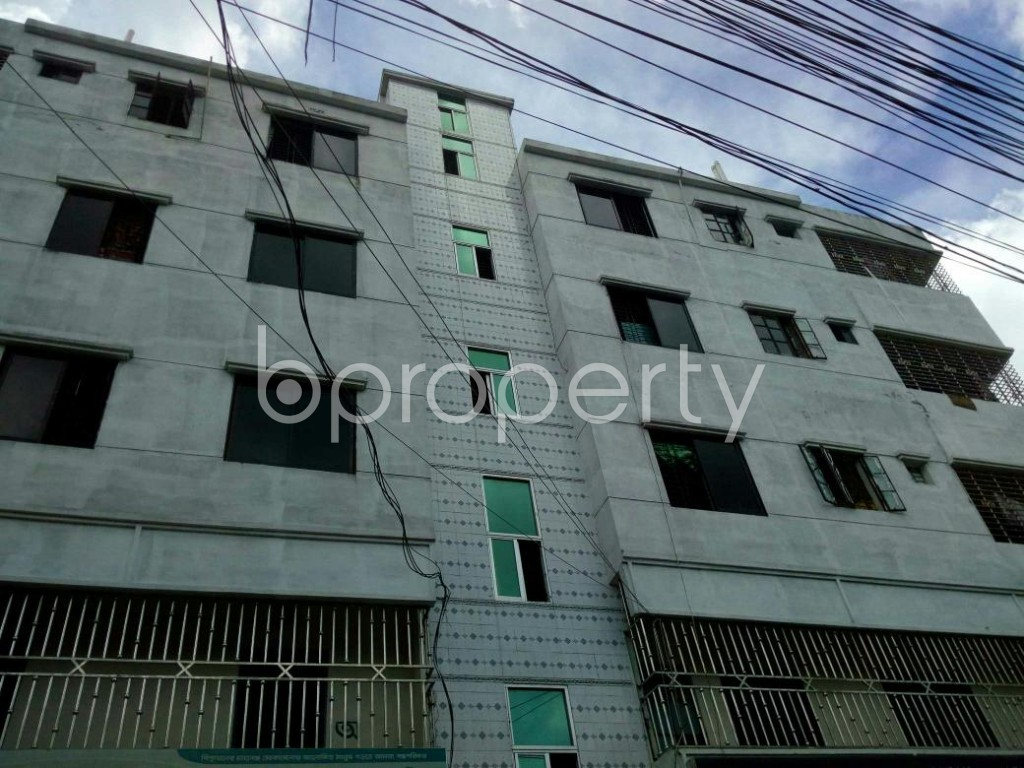 Front view - 2 Bed Apartment to Rent in Gazipur Sadar Upazila, Gazipur - 1911740