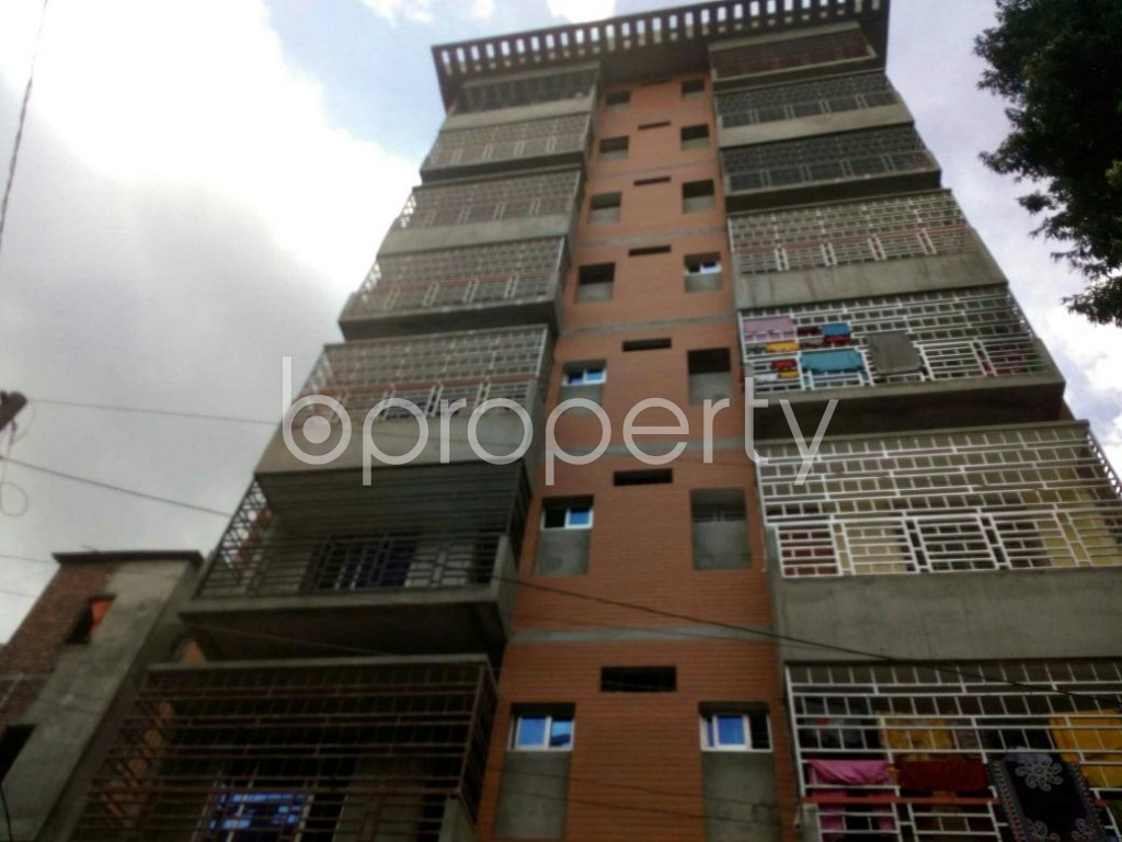 Front view - 2 Bed Apartment to Rent in Gazipur Sadar Upazila, Gazipur - 1911741