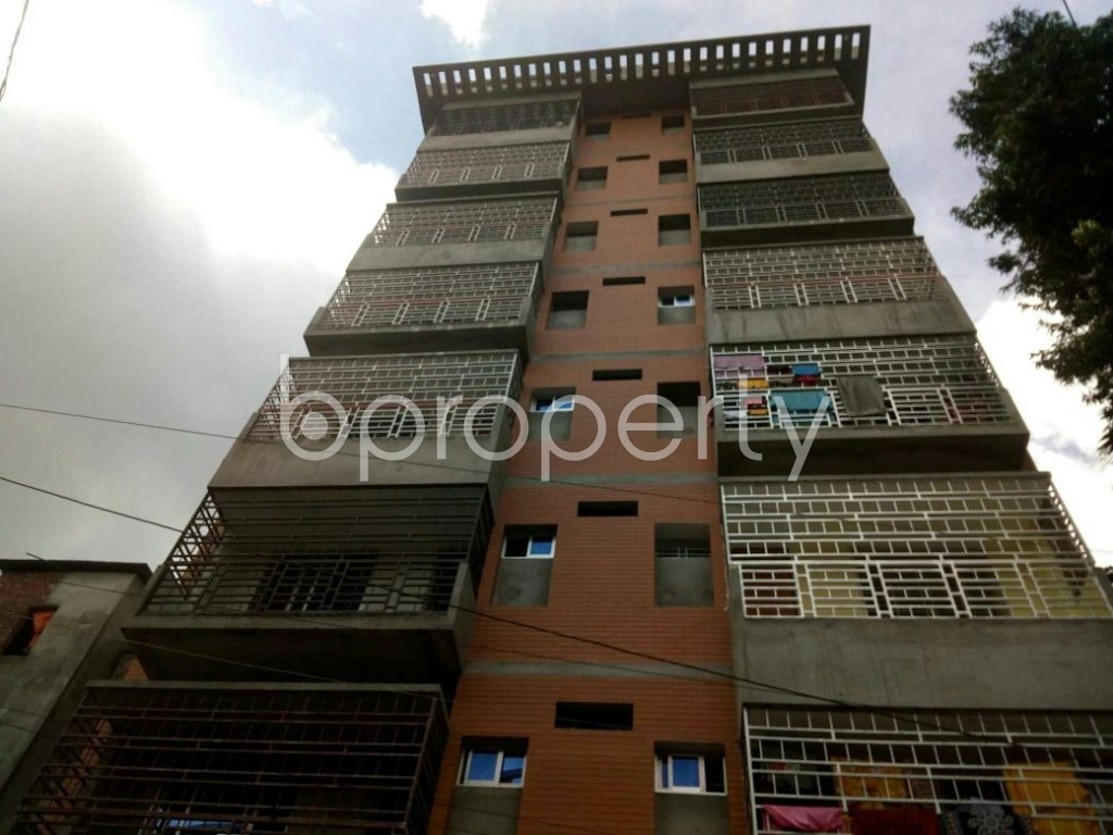 Front view - 2 Bed Apartment to Rent in Gazipur Sadar Upazila, Gazipur - 1911742