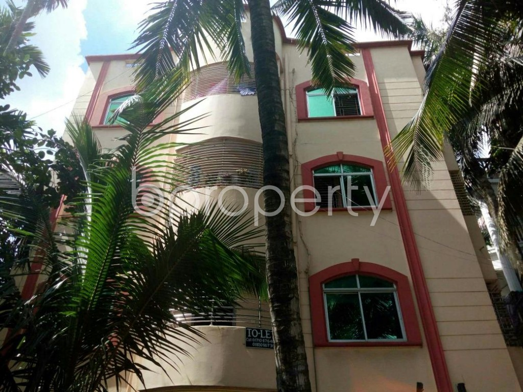 Front view - 3 Bed Apartment to Rent in Gazipur Sadar Upazila, Gazipur - 1911743