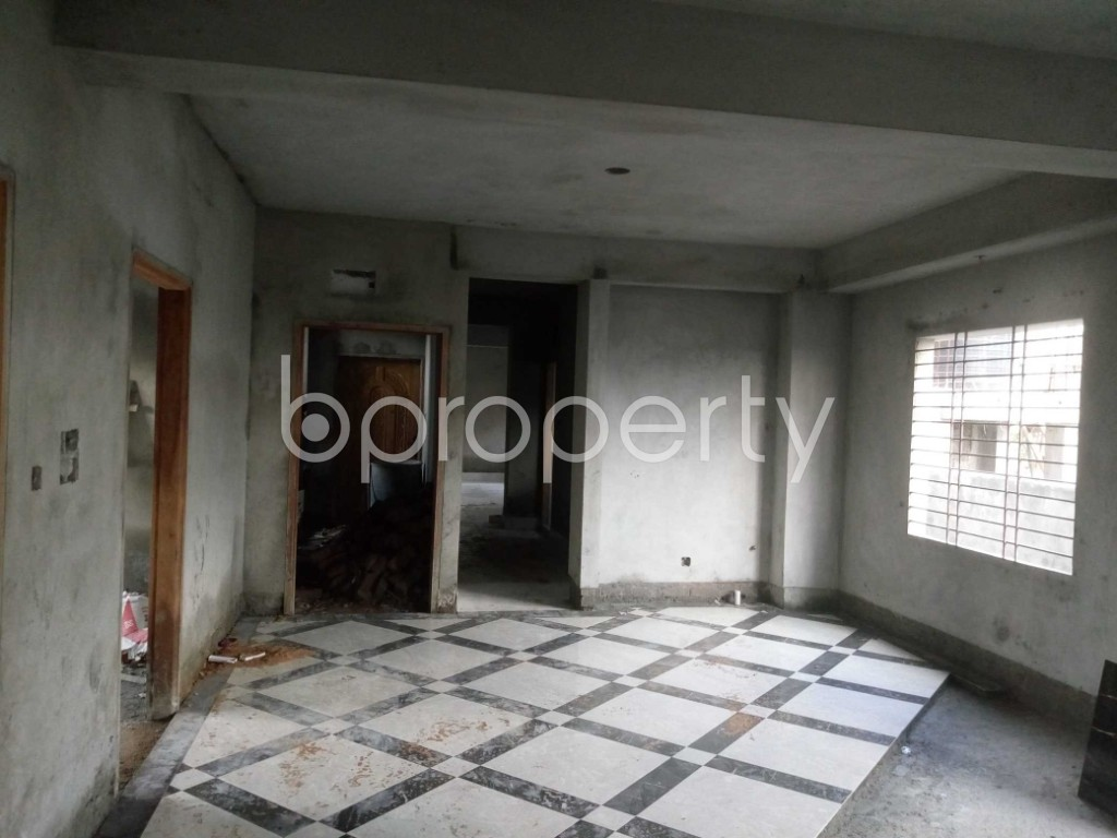 Dine/Dining - 3 Bed Apartment for Sale in Mohammadpur, Dhaka - 1911749