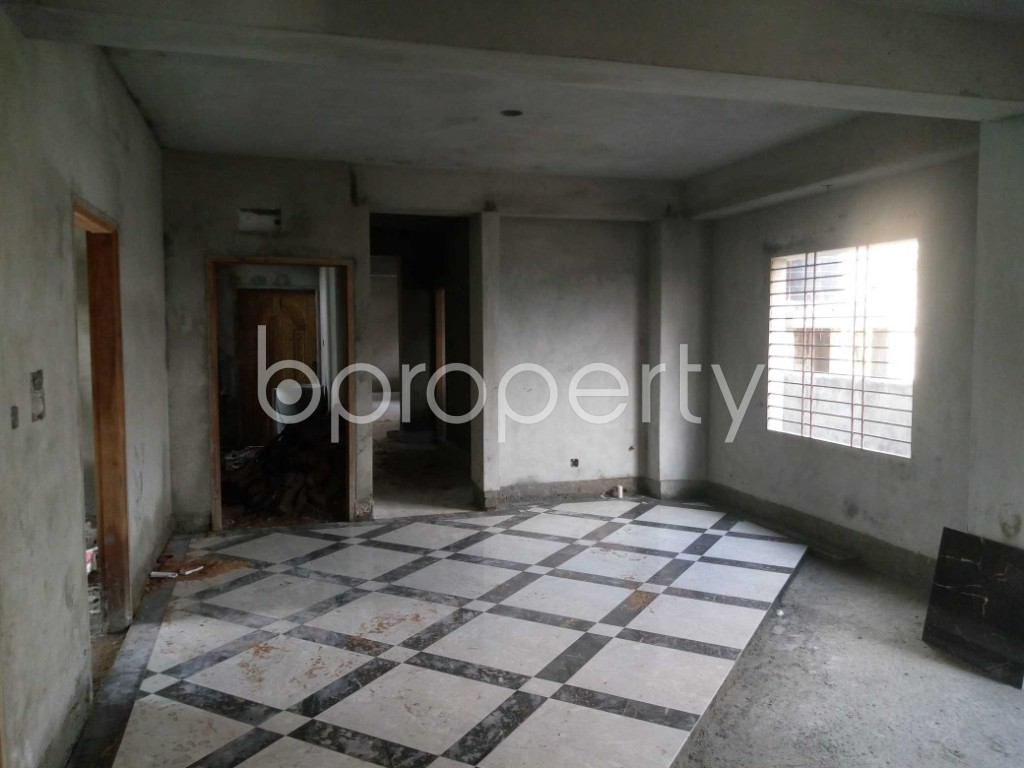 Dine/Dining - 3 Bed Apartment for Sale in Mohammadpur, Dhaka - 1911791