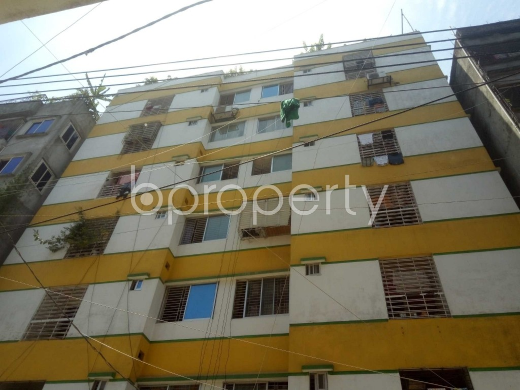Outside view - 3 Bed Apartment for Sale in Mirpur, Dhaka - 1911891