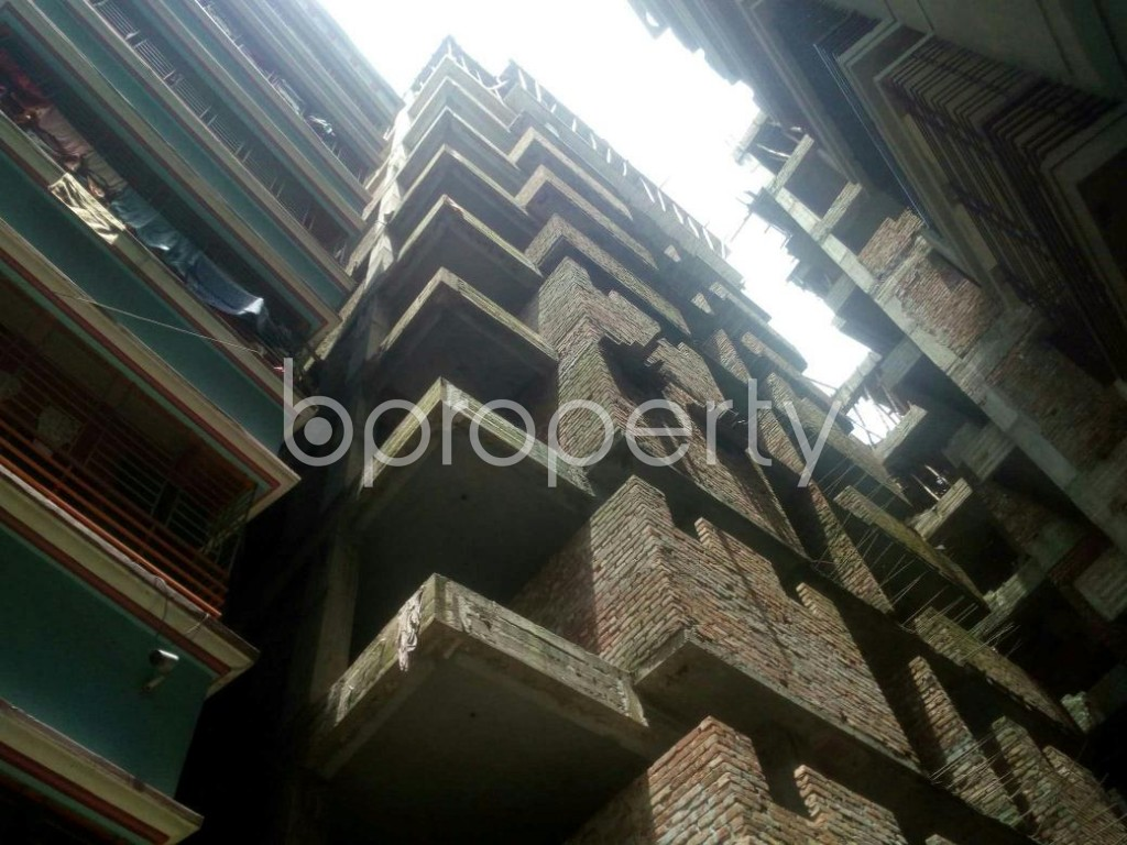 Outside view - 3 Bed Apartment for Sale in Rampura, Dhaka - 1911924