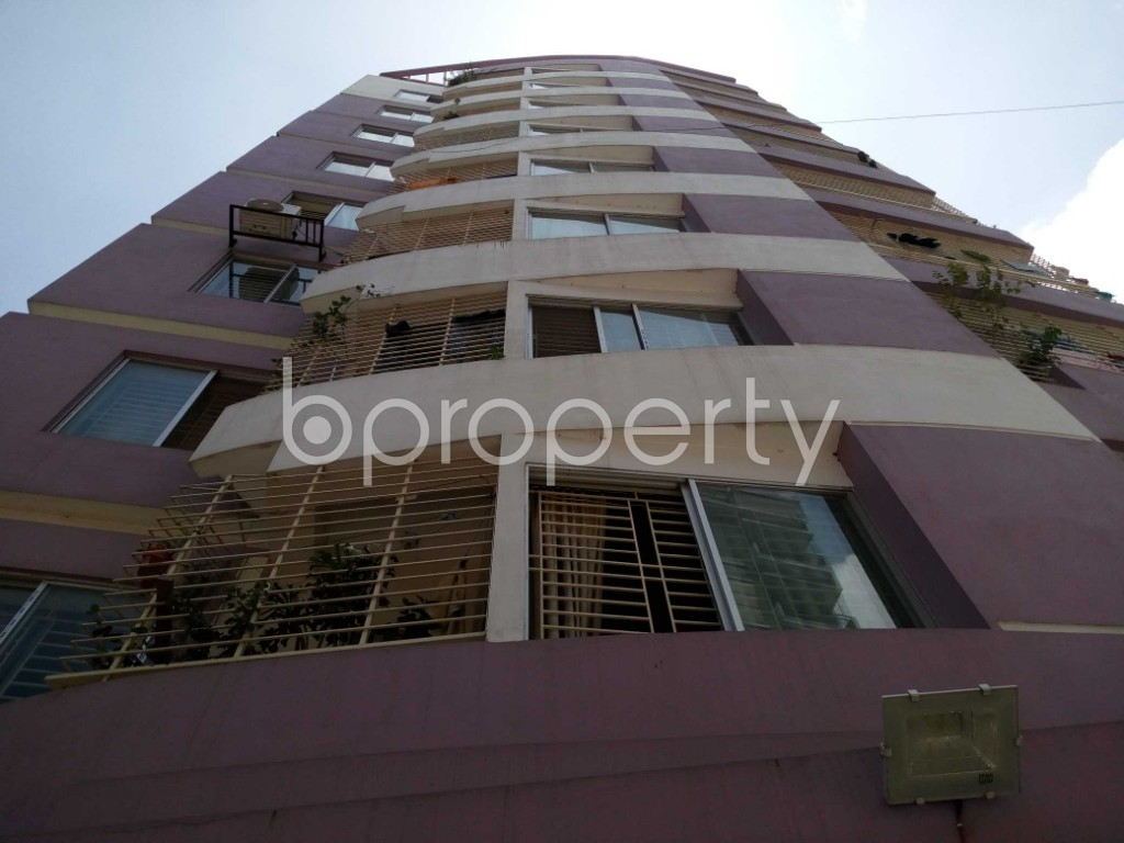 Front view - 3 Bed Apartment for Sale in Mirpur, Dhaka - 1912000