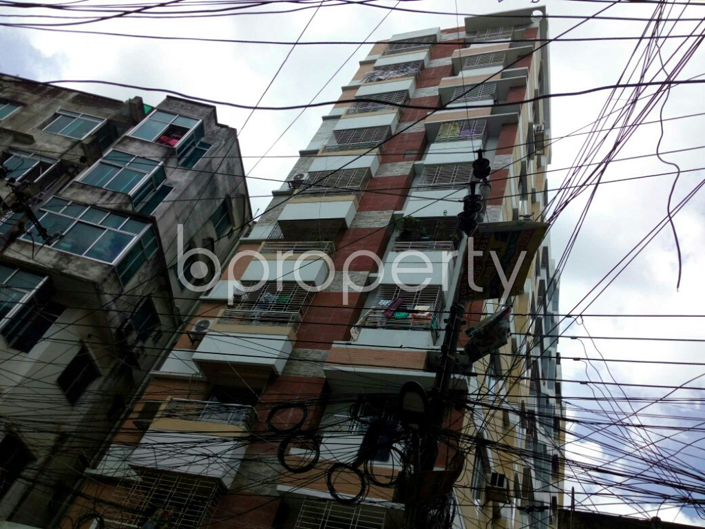 Outside view - 3 Bed Apartment for Sale in Dhanmondi, Dhaka - 1912063