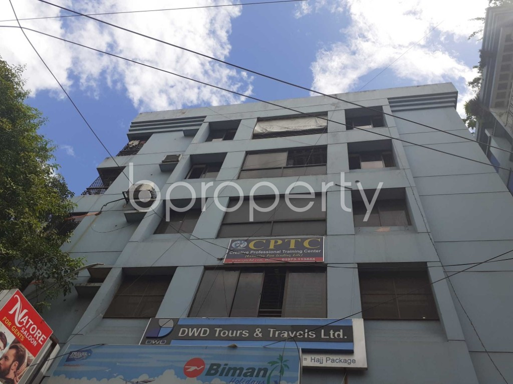 Front view - Office to Rent in Uttara, Dhaka - 1912026