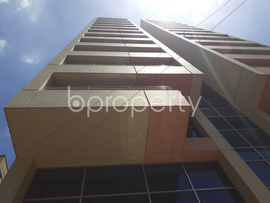 Front view - 3 Bed Office to Rent in Uttara, Dhaka - 1912030