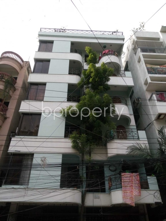 Front view - 3 Bed Apartment to Rent in Mohammadpur, Dhaka - 1912105