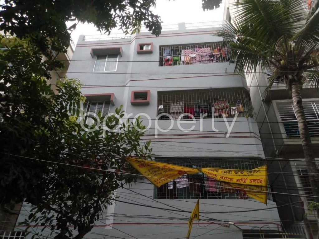 Front view - 2 Bed Apartment to Rent in Mohammadpur, Dhaka - 1912107