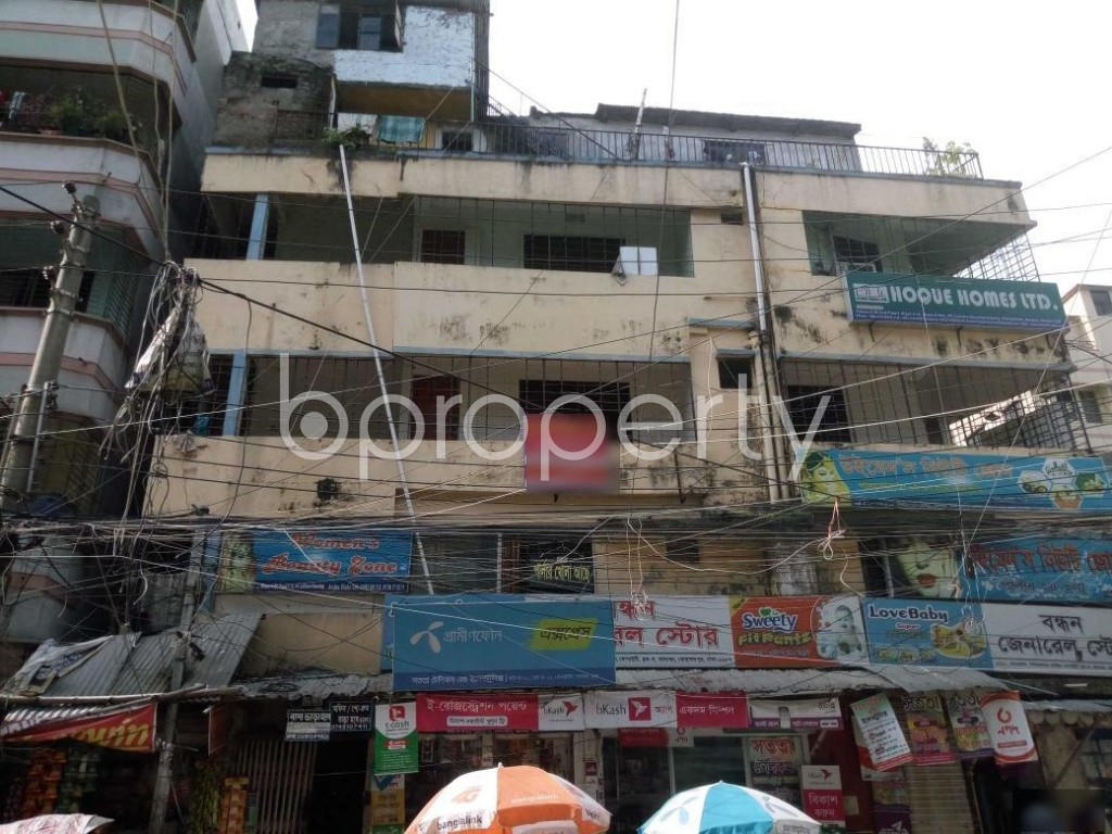 Front view - Office to Rent in Mohammadpur, Dhaka - 1912108