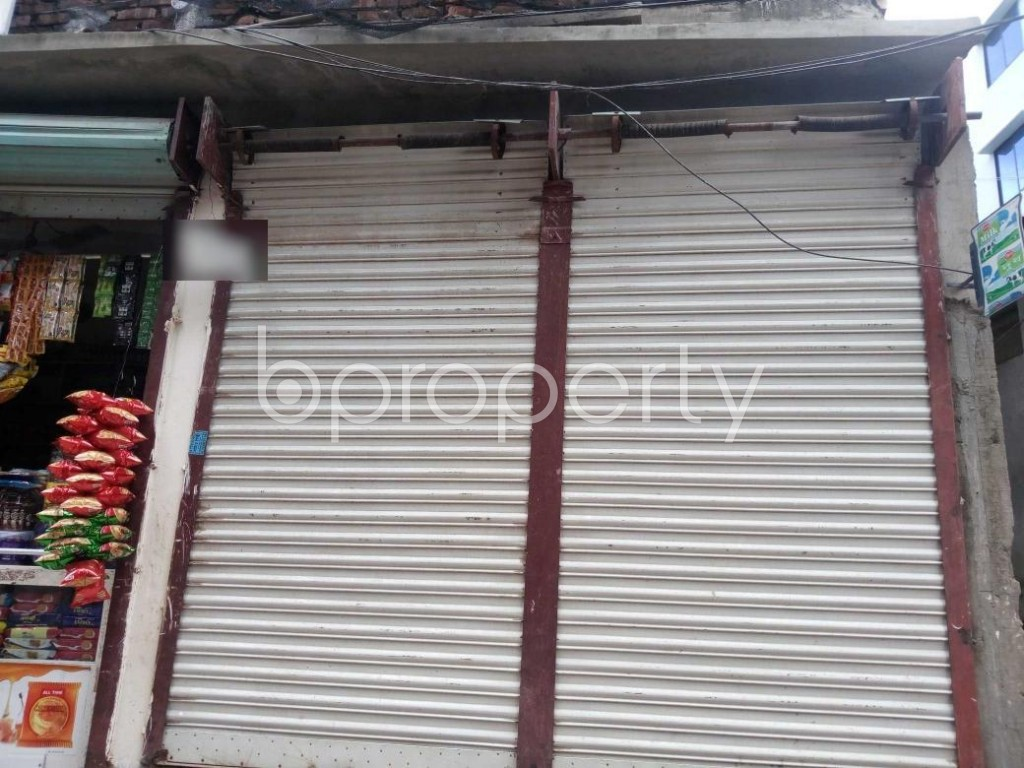 Front view - Shop to Rent in Kuril , Dhaka - 1912143