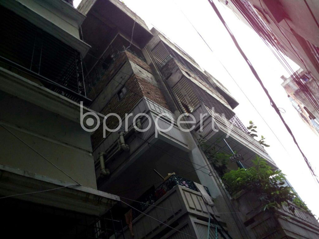 Outside view - 2 Bed Apartment to Rent in Dhanmondi, Dhaka - 1912165