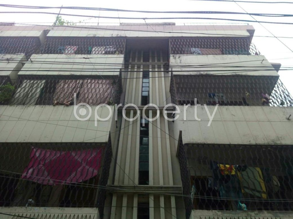 Front view - 2 Bed Apartment to Rent in Gazipur Sadar Upazila, Gazipur - 1912175