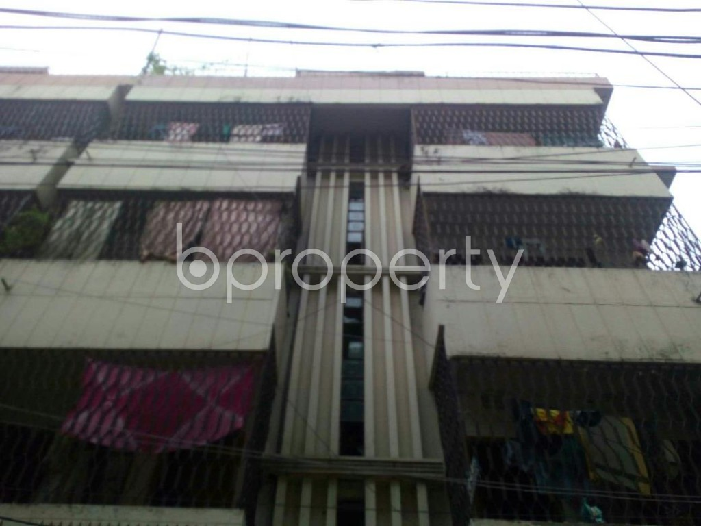 Front view - 2 Bed Apartment to Rent in Gazipur Sadar Upazila, Gazipur - 1912176