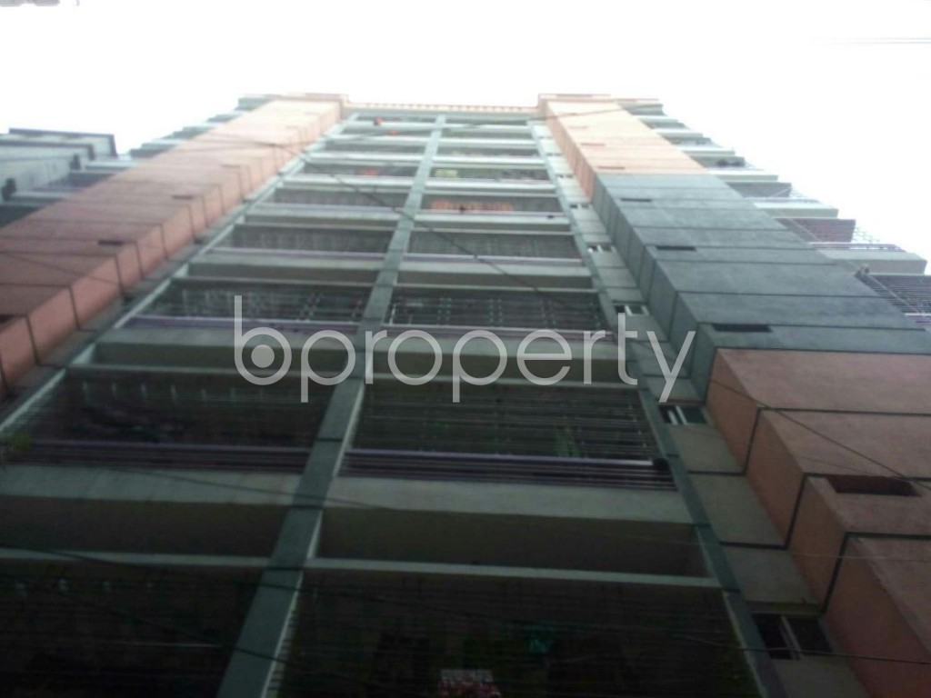Front view - 2 Bed Apartment to Rent in Gazipur Sadar Upazila, Gazipur - 1912181