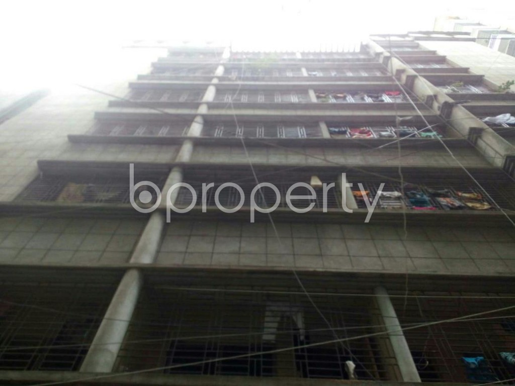 Front view - 2 Bed Apartment to Rent in Gazipur Sadar Upazila, Gazipur - 1912183