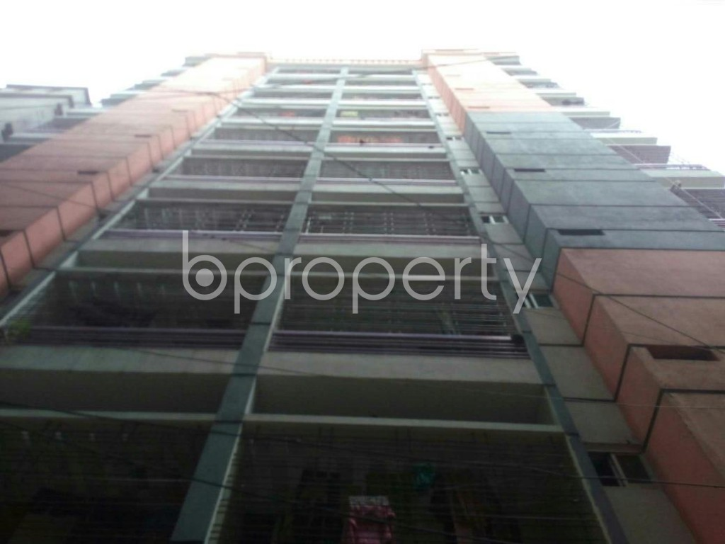 Front view - 2 Bed Apartment to Rent in Gazipur Sadar Upazila, Gazipur - 1912180