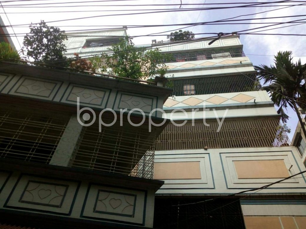 Front view - 4 Bed Apartment to Rent in Gazipur Sadar Upazila, Gazipur - 1912186