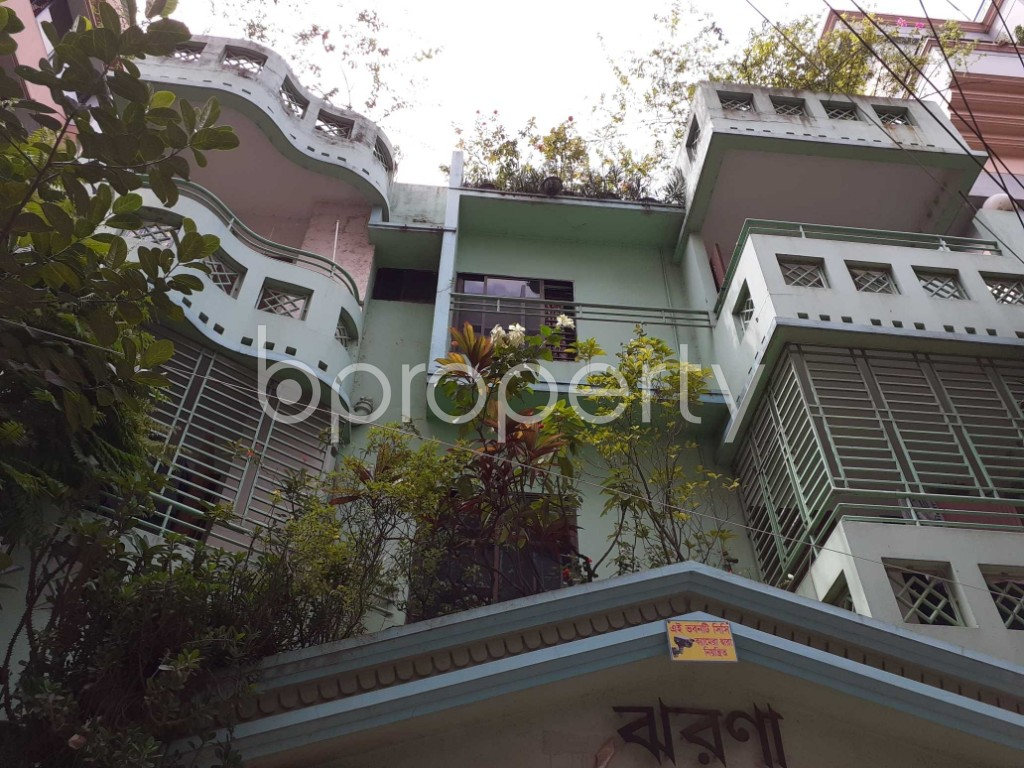 Front view - 3 Bed Apartment to Rent in Mirpur, Dhaka - 1912196